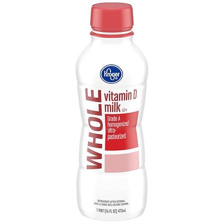 Kroger Vitamin D Whole Milk - 16.0 fl oz
