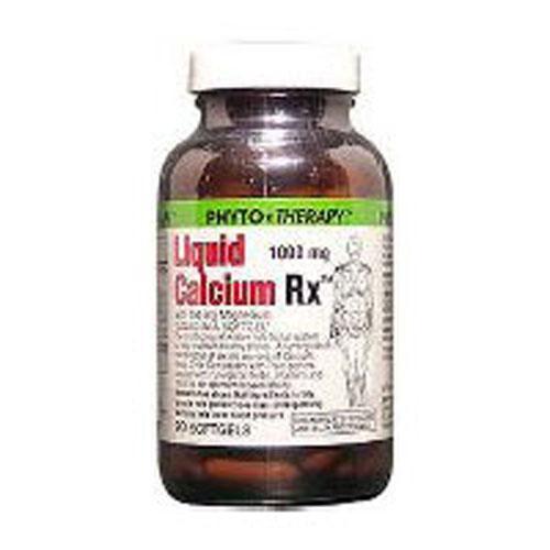 Liquid Calcium Rx 90 CP EA by Phyto Therapy