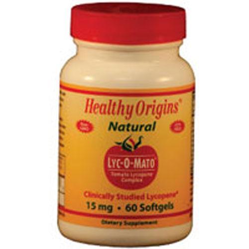 Lyc-O-Mato Lycopene, 60 Sgel by Healthy Origins