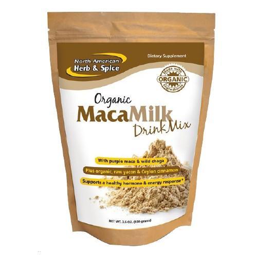 Maca Milk 3.5 Oz by North American Herb & Spice