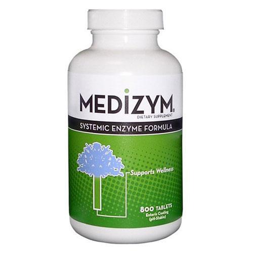 Medizyms 800 TAB by Naturally Vitamins