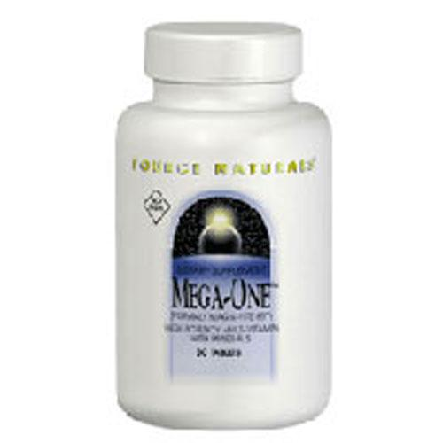 Mega-One No Iron 180 Tabs by Source Naturals