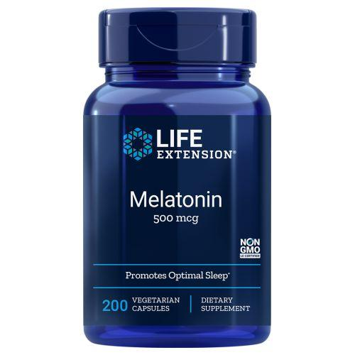 Melatonin 200 vcaps by Life Extension