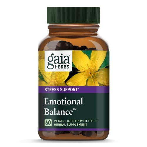 Mood Uplift 60 Caps by Gaia Herbs