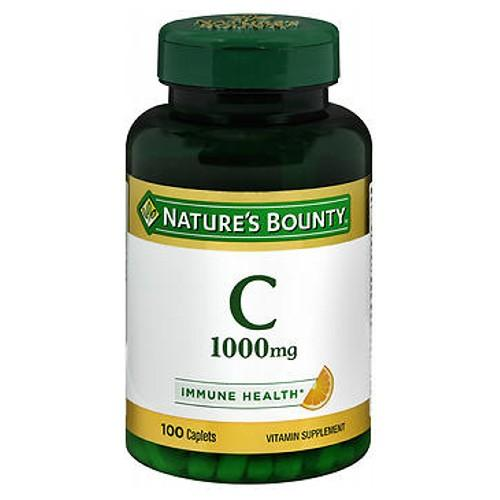Nature's Bounty Vitamin C 100 tabs by Nature's Bounty