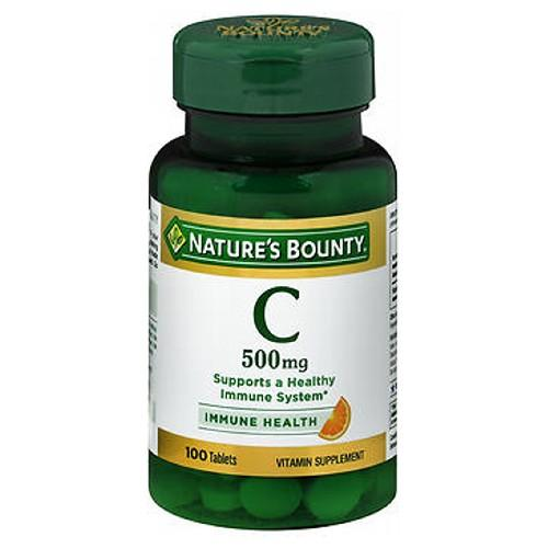 Nature's Bounty Vitamin C 24 X 100 Tabs by Nature's Bounty