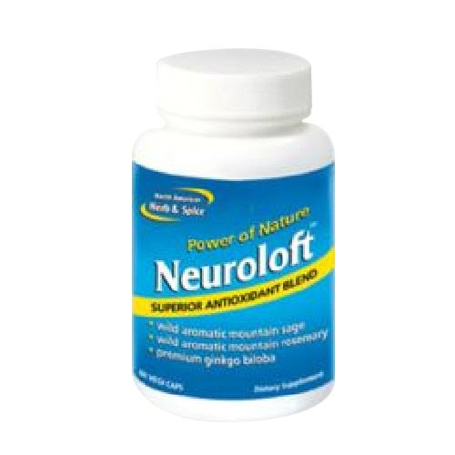 Neuroloft EA 1/60 CAP by North American Herb & Spice