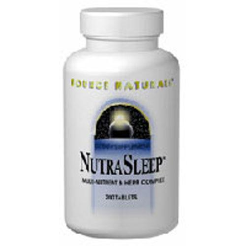 NutraSleep 40 Tabs by Source Naturals