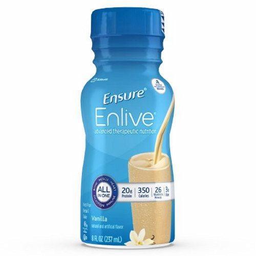 Oral Supplement - Vanilla Flavor, 8 Oz by Ensure