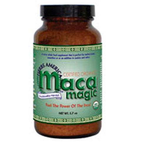 Organic Maca Magic Powder Jar 5.7 oz by Maca Magic