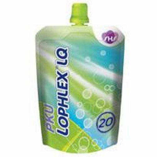 PKU Oral Supplement Lophlex LQ Tropical Flavor 4.2 oz. Pouch Ready to Use Case of 30 by Nutricia North America