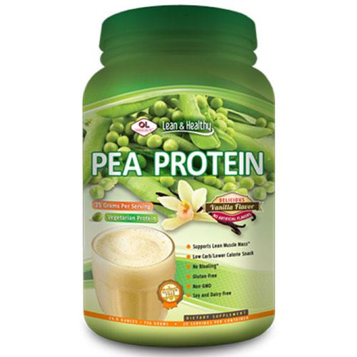 Pea Protein 736 g by Olympian Labs