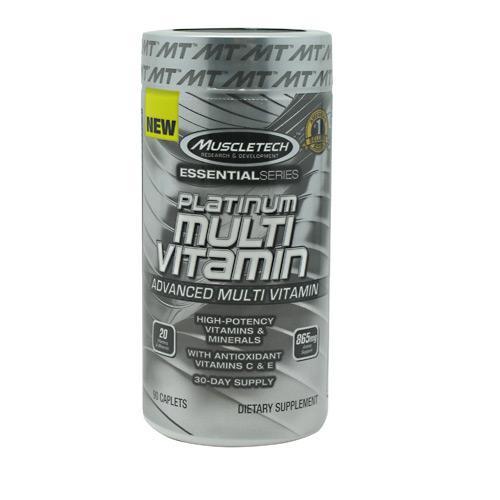 Platinum Multi-Vitamin 90 Caps by Muscletech
