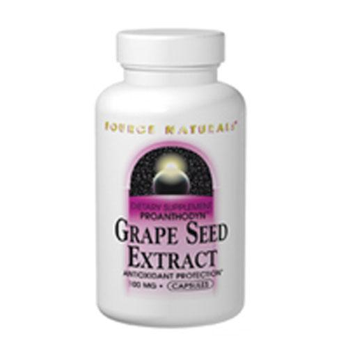 Proanthodyn Grapeseed Extract 30 caps by Source Naturals
