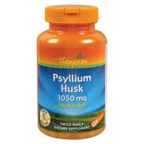 Psyllium Husk 120 Caps by Thompson