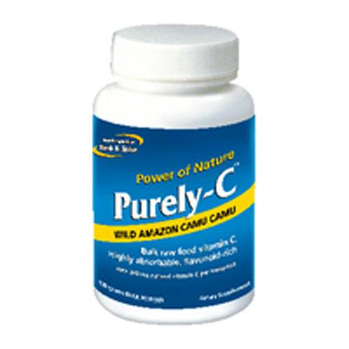 Purely-C Bulk Powder 120 gms by North American Herb & Spice