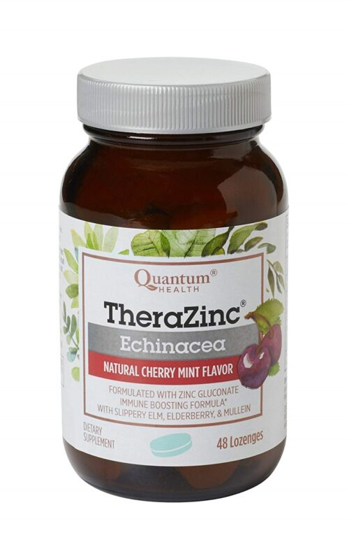 Q9921 TheraZinc Echinacea Lozenges - 60 Count