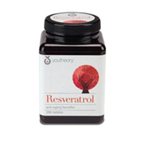 Resveratrol SuperFruits 290 Tabs by Youtheory