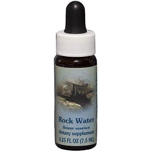 Rock Water Dropper 0.25 oz by Flower Essence Services