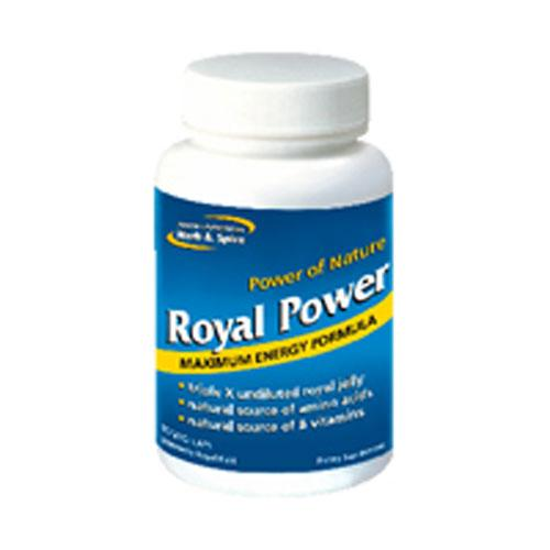 Royal Power 120 Caps by North American Herb & Spice