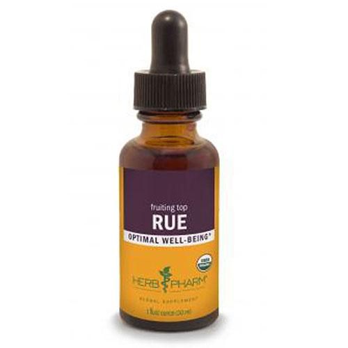 Rue Extract 4 Oz by Herb Pharm