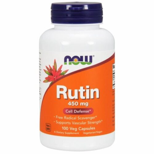 Rutin 100 VCAPS by Now Foods
