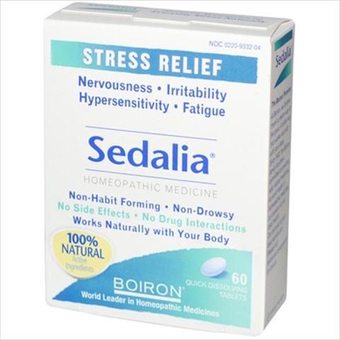 Sedalia Stress - 60 Tablets