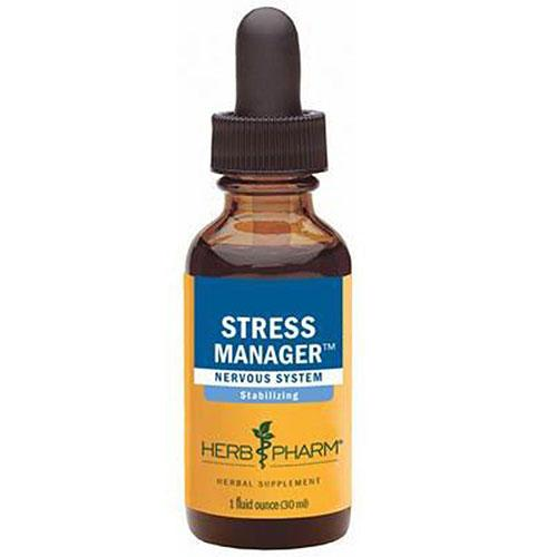 Stress Manager Compound 4 oz by Herb Pharm