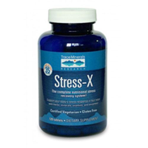 Stress-X 120 Tabs by Trace Minerals