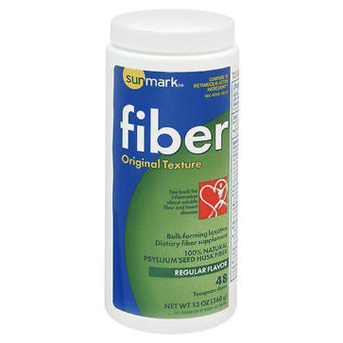 Sunmark Fiber Laxative Original Texture Regular Flavor 13 OUNCE by Sunmark