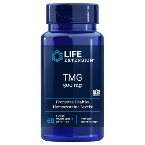 TMG 60 Liquid Vcaps by Life Extension