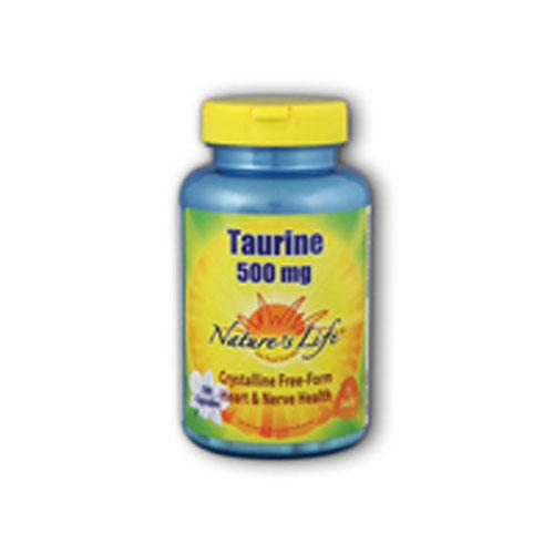 Taurine 100 caps by Nature's Life