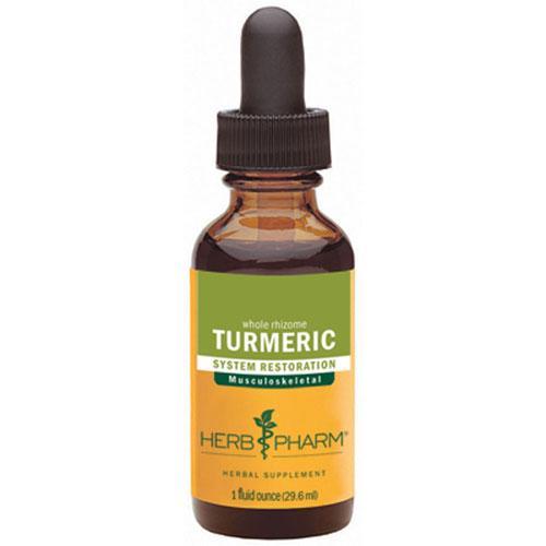 Turmeric Extract 2 Oz by Herb Pharm