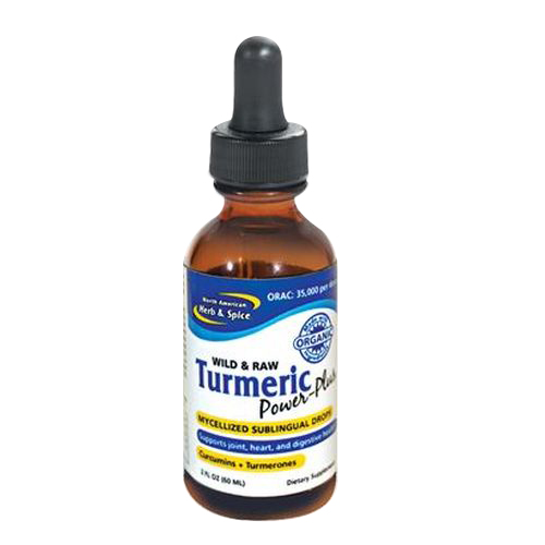 Turmeric Power-Plus 2 Oz by North American Herb & Spice