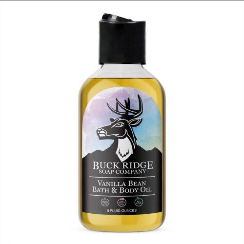 VANBEANOIL Vanilla Bean Bath & Body Oil