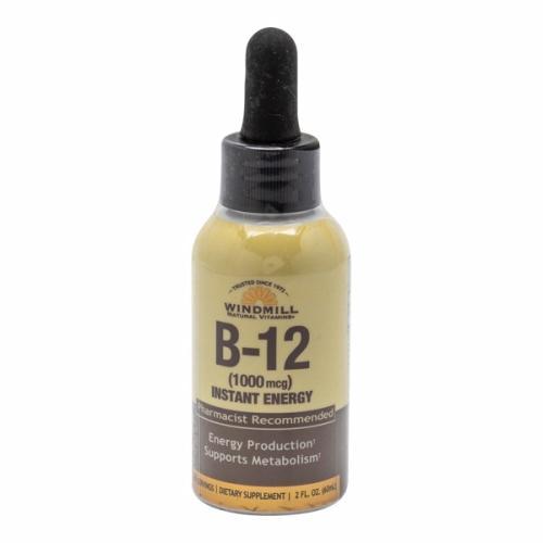 VITAMIN B-12 2 Oz by Windmill Health Products