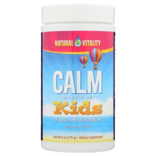 Vitamin Calm Kids 6 Oz by Natural Vitality