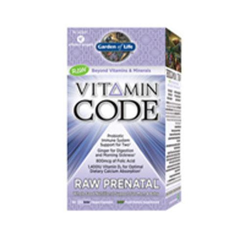 Vitamin Code RAW Prenatal 180 vcaps by Garden of Life