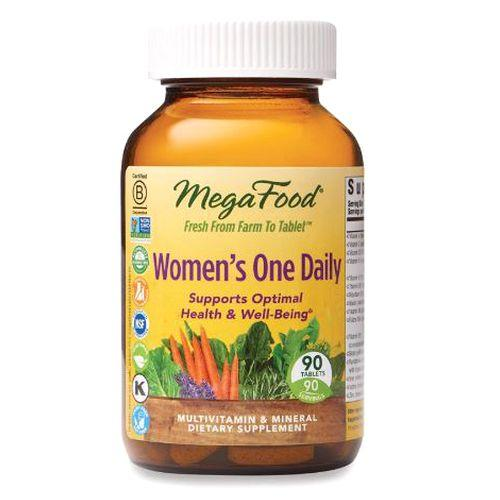 Women's One Daily 90 Tabs by MegaFood
