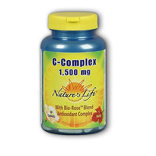 C-Complex 250 tabs by Nature's Life