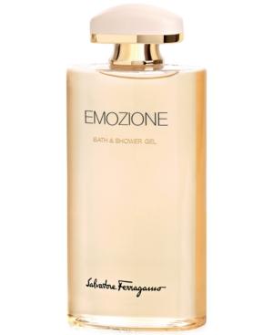 EMZSG68 6.8 oz Emozione & S Ferragamo Shower Gel for Women
