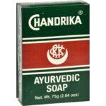 HG0759407 2.64 oz Soap Ayurvedic Herbal & Vegetable Oil Soap - Case of 10