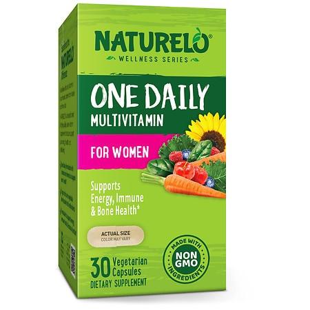 Naturelo One Daily Multivitamin for Women - 30.0 ea