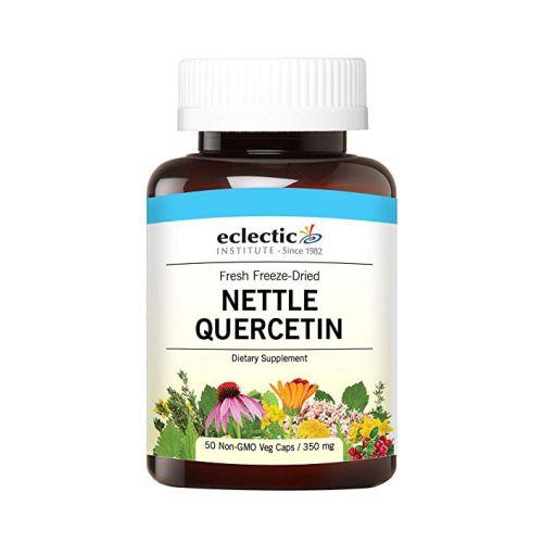 Nettles Quercetin 50 Caps by Eclectic Institute Inc