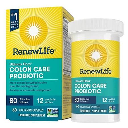 ReNew Life Ultra Flora Colon - 60.0 EA