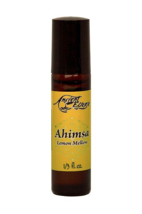 W-AH-RO 0.33 fl oz Ahimsa Lemon Mellow Roll On