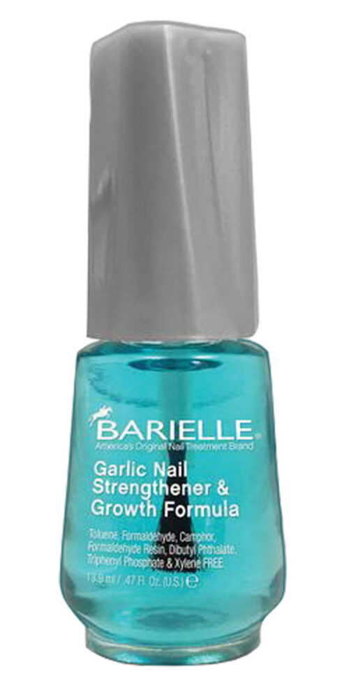 Barielle Garlic Nail Strengthener & Growth Formula - 14 Ml