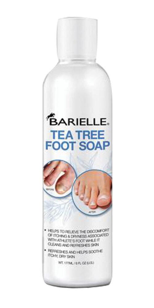 Barielle Tea Tree Foot Soap - Fl Oz