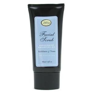 100385 90 ml Shaving Facial Scrub - Peppermint Essential Oil