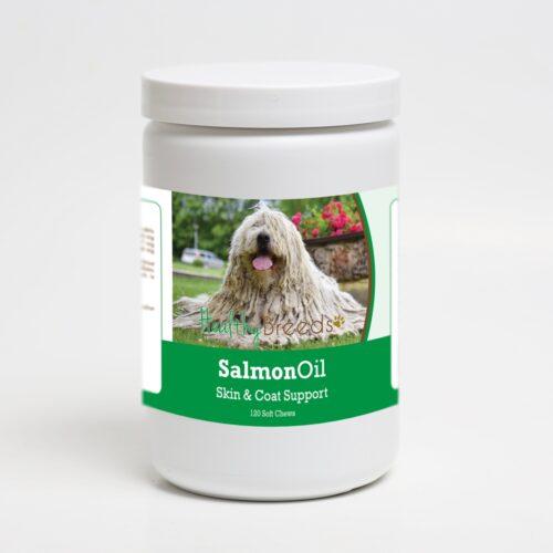 192959019308 Komondorok Salmon Oil Soft Chews - 120 Count